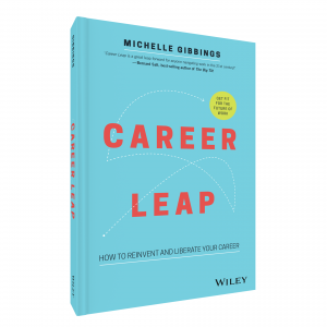 Career Leap front cover