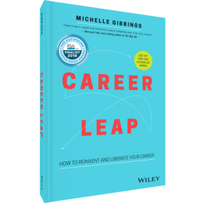 career book - career leap