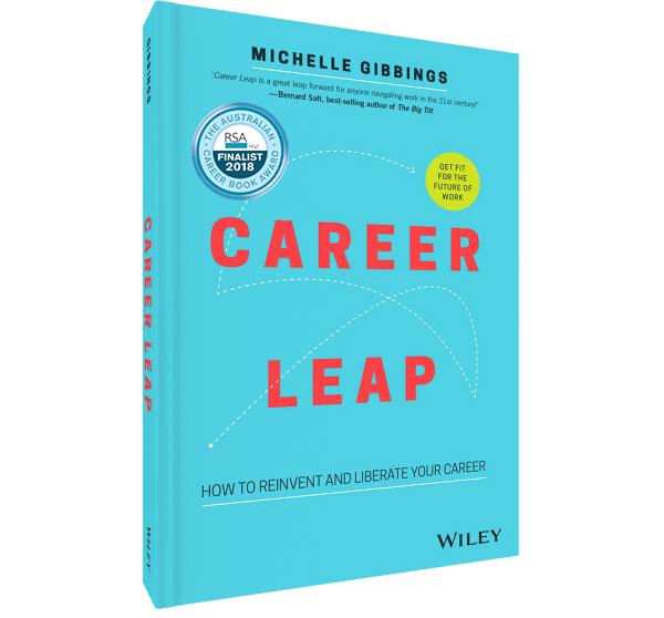 career book - career leap