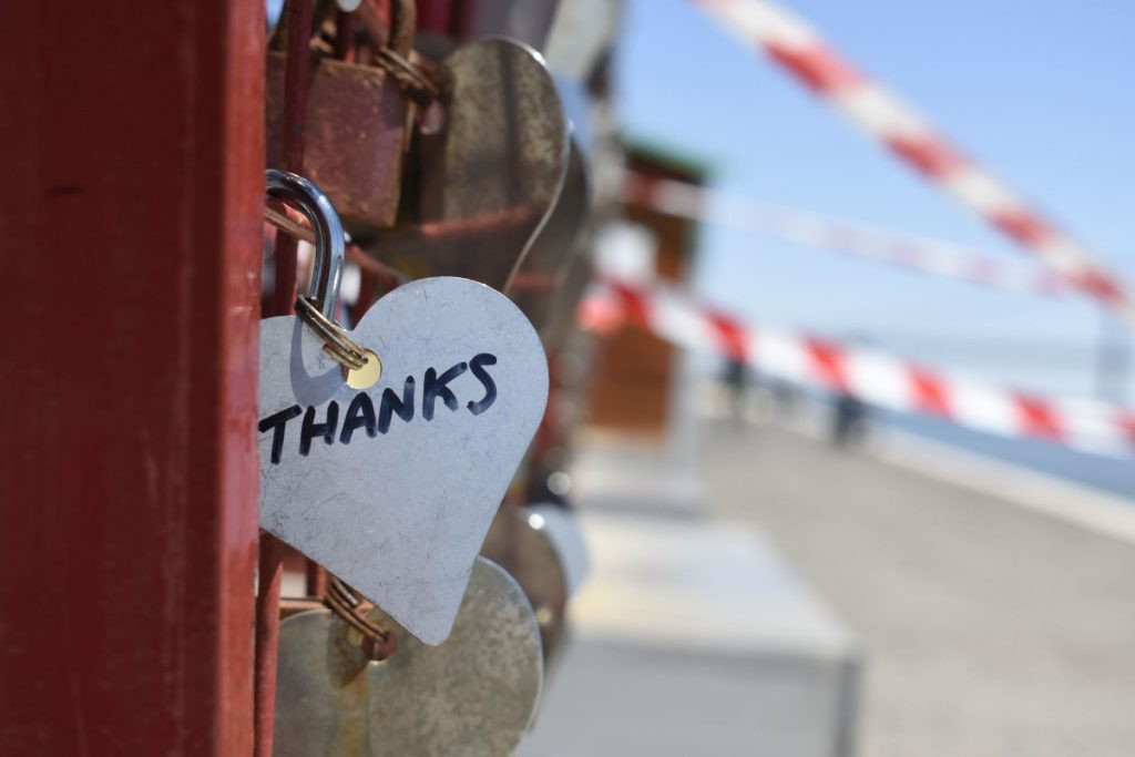 Why gratitude at work matters